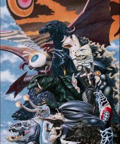 Kaiju/Godzilla