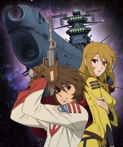 Space Battleship Yamato/Starblazers