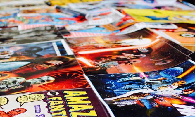 Comics/Print Media