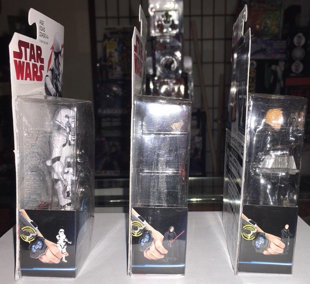Light Stand Takara Spirit 3: STAR WARS: THE LAST JEDI Stormtrooper, Kylo Ren, & General