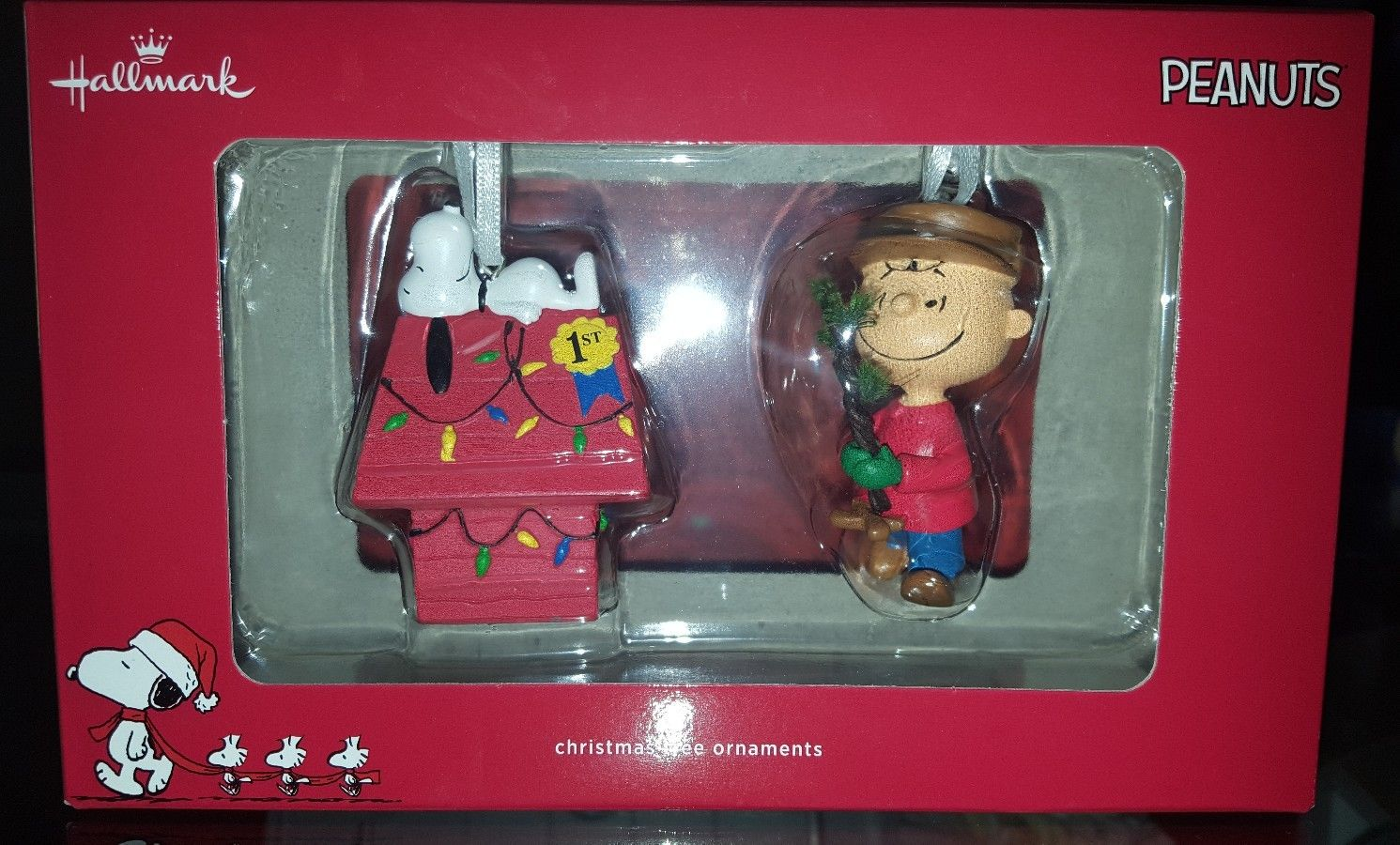 check out our ebay store - Charlie Brown And Snoopy Christmas Decorations